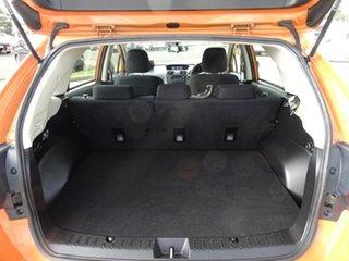 2013 Subaru XV G4X MY14 2.0i Lineartronic AWD Tangerine Orange 6 Speed Automatic Wagon