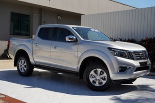 2019 Nissan Navara D23 S4 MY19 ST King Cab Silver 7 Speed Sports Automatic Utility.