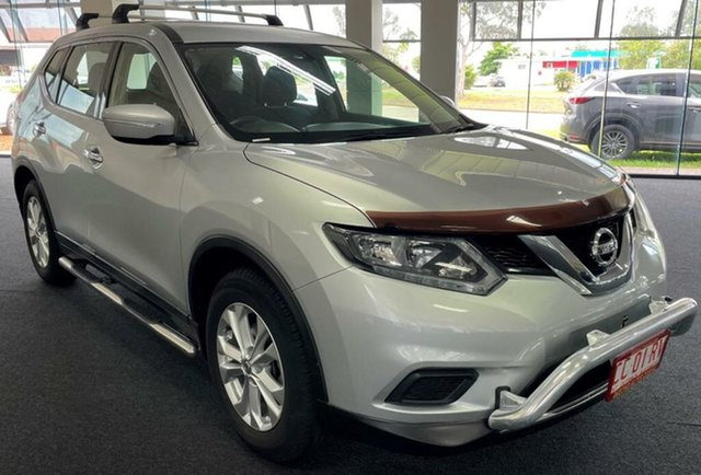 Used Nissan X-Trail T32 ST X-tronic 4WD N-TREK Winnellie, 2015 Nissan X-Trail T32 ST X-tronic 4WD N-TREK Silver 7 Speed Constant Variable Wagon