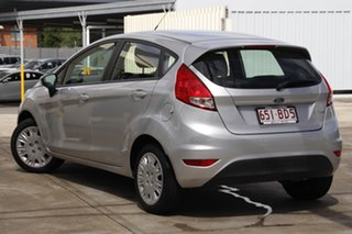 2017 Ford Fiesta WZ Ambiente Silver 5 Speed Manual Hatchback.