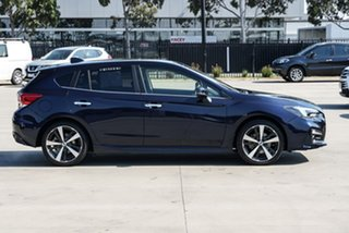 2018 Subaru Impreza G5 MY19 2.0i-S CVT AWD Blue 7 Speed Constant Variable Hatchback