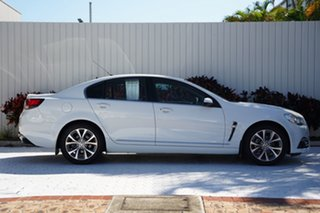 2015 Holden Calais VF MY15 White 6 Speed Sports Automatic Sedan.