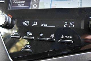2018 Toyota Camry ASV70R Ascent Sport Blue 6 Speed Sports Automatic Sedan