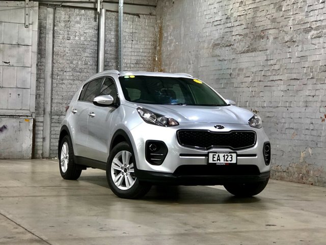 Used Kia Sportage QL MY17 Si 2WD Mile End South, 2016 Kia Sportage QL MY17 Si 2WD Silver 6 Speed Sports Automatic Wagon