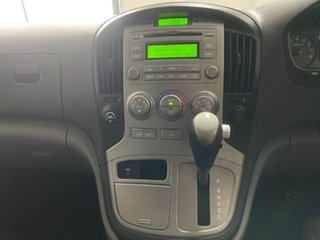 2009 Hyundai iMAX TQ White 4 Speed Automatic Wagon