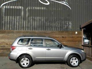 2008 Subaru Forester S3 MY09 X AWD Silver 4 Speed Sports Automatic Wagon.