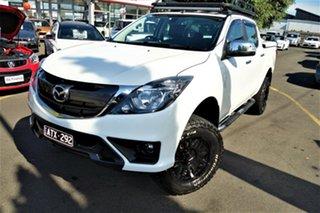 2018 Mazda BT-50 UR0YG1 GT White 6 Speed Sports Automatic Utility.