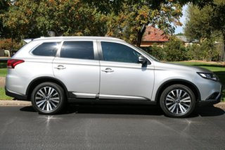 2018 Mitsubishi Outlander ZL MY18.5 LS 2WD Silver 6 Speed Constant Variable Wagon