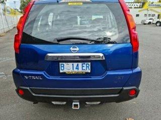 2009 Nissan X-Trail T31 ST Blue 6 Speed Manual Wagon