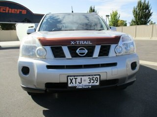 2008 Nissan X-Trail T31 ST Silver 1 Speed Constant Variable Wagon