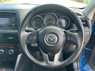 2013 Mazda CX-5 KE1021 Maxx SKYACTIV-Drive AWD Sport Blue/040313 6 Speed Sports Automatic Wagon