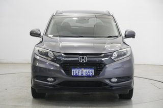 2017 Honda HR-V MY16 VTi-L Grey 1 Speed Constant Variable Hatchback.