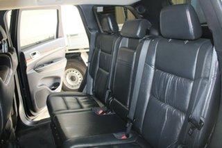 2012 Jeep Grand Cherokee WK MY12 Limited (4x4) Dark Green 5 Speed Automatic Wagon