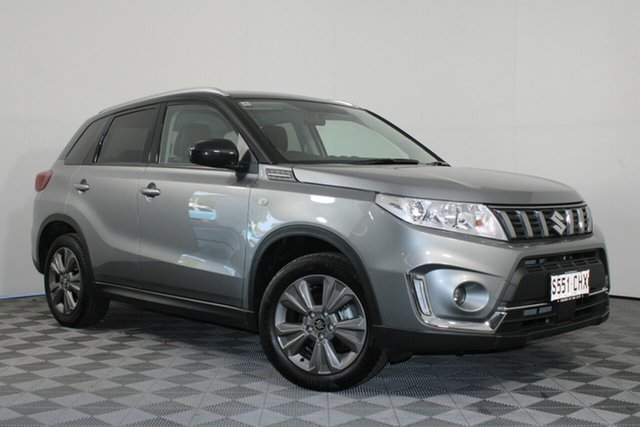Demo Suzuki Vitara LY Series II 2WD Wayville, 2020 Suzuki Vitara LY Series II 2WD Galactic Grey & Cosmic Black 6 Speed Sports Automatic Wagon