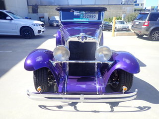 1929 Chevrolet Chevrolet street rod Purple 3 Speed Automatic Roadster.