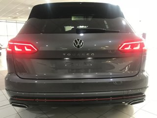 2020 Volkswagen Touareg CR 210TDI R-Line Silicon Grey Metallic 8 Speed Automatic SUV