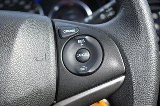 2014 Honda City GM MY14 VTi Black/Grey 5 Speed Manual Sedan