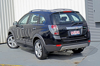 2012 Holden Captiva CG Series II MY12 7 AWD LX Black 6 Speed Sports Automatic Wagon.
