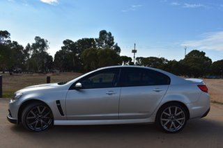 2014 Holden Commodore VF MY14 SV6 Storm Silver 6 Speed Manual Sedan