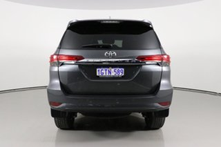 2019 Toyota Fortuner GUN156R MY19 GXL Graphite 6 Speed Automatic Wagon