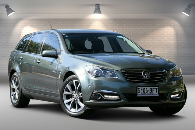 Used Holden Calais VF II MY16 V Sportwagon Nailsworth, 2015 Holden Calais VF II MY16 V Sportwagon Grey 6 Speed Sports Automatic Wagon