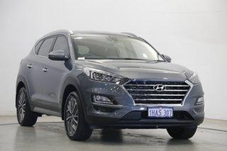 2020 Hyundai Tucson TL3 MY21 Elite 2WD Grey 6 Speed Automatic Wagon