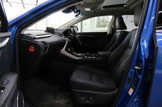 2018 Lexus NX AGZ15R NX300 AWD Luxury Blue 6 Speed Sports Automatic Wagon