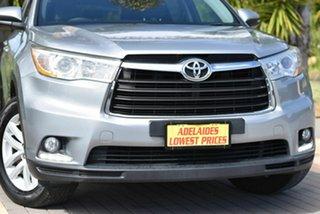 2015 Toyota Kluger GSU55R GX AWD Silver 6 Speed Sports Automatic Wagon