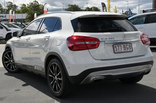 2015 Mercedes-Benz GLA-Class X156 806MY GLA250 DCT 4MATIC White 7 Speed Sports Automatic Dual Clutch.
