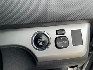 2010 Toyota Rukus AZE151R Build 2 Hatch Silver 4 Speed Sports Automatic Wagon