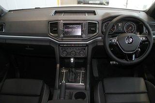 2020 Volkswagen Amarok 2H MY21 TDI580 4MOTION Perm Aventura White 8 Speed Automatic Utility
