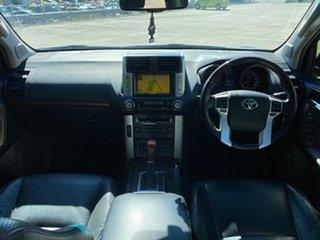 2009 Toyota Landcruiser Prado KDJ150R Kakadu (4x4) Blue 5 Speed Sequential Auto Wagon