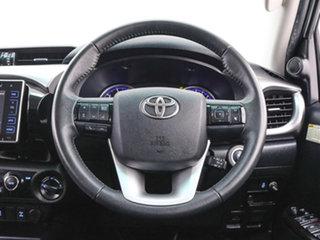 2015 Toyota Hilux GUN126R SR5 (4x4) White 6 Speed Manual Dual Cab Utility