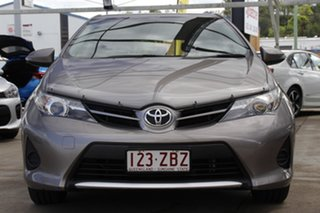 2014 Toyota Corolla ZRE182R Ascent Grey 6 Speed Manual Hatchback