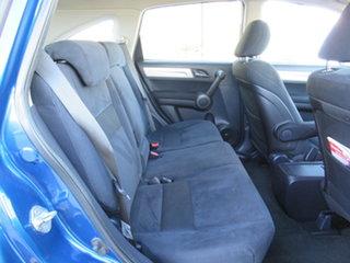 2011 Honda CR-V RE Blue 6 Speed Manual Sedan