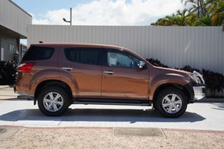2016 Isuzu MU-X MY16.5 LS-U Rev-Tronic Bronze 6 Speed Sports Automatic Wagon.