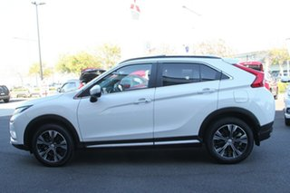 2020 Mitsubishi Eclipse Cross YA MY20 Exceed 2WD White 8 Speed Constant Variable Wagon