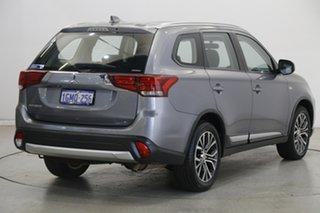 2018 Mitsubishi Outlander ZL MY18.5 ES AWD Titanium 6 Speed Constant Variable Wagon