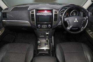 2019 Mitsubishi Pajero NX MY19 GLS Sterling Silver 5 Speed Sports Automatic Wagon
