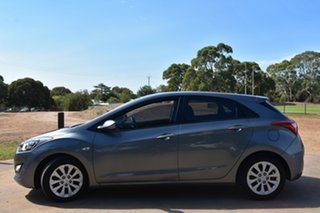 2015 Hyundai i30 GD3 Series II MY16 Active Grey & Silver 6 Speed Sports Automatic Hatchback