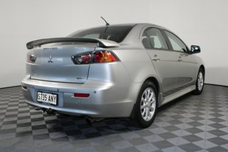 2011 Mitsubishi Lancer CJ MY11 ES Warm Silver 5 Speed Manual Sedan