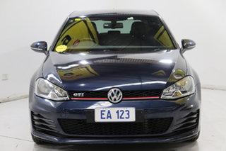 2014 Volkswagen Golf VII MY15 GTi Blue 6 Speed Manual Hatchback.