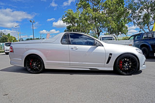 2014 Holden Special Vehicles Maloo Gen-F MY14 R8 Silver 6 Speed Sports Automatic Utility
