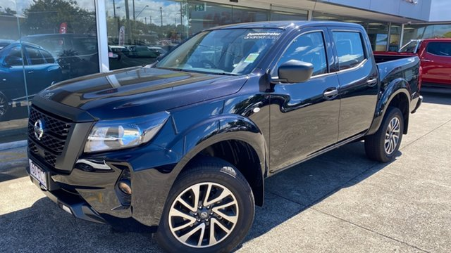 Demo Nissan Navara D23 MY21 SL Moorooka, 2021 Nissan Navara D23 MY21 SL Black Star 7 Speed Sports Automatic Utility