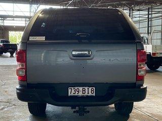 2014 Holden Colorado RG MY14 LT Crew Cab Grey 6 Speed Sports Automatic Utility