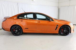 2017 Holden Commodore VF II MY17 SS V Redline Orange 6 Speed Sports Automatic Sedan.