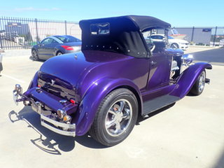 1929 Chevrolet Chevrolet street rod Purple 3 Speed Automatic Roadster