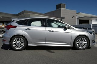 2015 Ford Focus LZ Sport Silver 6 Speed Manual Hatchback.