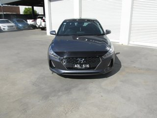2017 Hyundai i30 GD3 Series II MY17 Premium DCT Grey 7 Speed Sports Automatic Dual Clutch Hatchback.