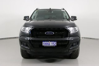 2017 Ford Ranger PX MkII MY17 FX4 Special Edition Black 6 Speed Automatic Double Cab Pick Up.